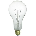 Sunlite 01068 300 Watts PS30 Clear Bulb Med Base 300PS30/CL Case of 24