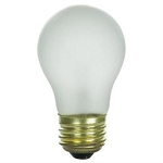 Sunlite 02030 15 Watts A15  Frosted Appliance Bulb 15A15/FR Case of 12
