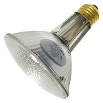 60 Watts par 30 long neck Halogen Light bulb 60PAR30LN/HAL/S/NFL25
