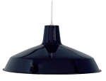 Nuvo Lighting SF76/284 Warehouse Shade, Black