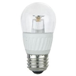 Sunite 80155 4.5 Watts Warm White 150° Clear  A15 Appliance Bulb Med Base A15/4.5W/D/CL/30K/CD