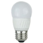 Sunite 80156 4.5 Watts Warm White 150° A15 Appliance Bulb Med Base A15/4.5W/D/FR/30K/CD