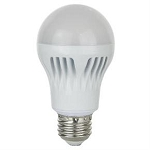 Sunlite 80183 9 Watts White 6000K A19 Bulb 120°  Med Base A19/9W/60K/CD1