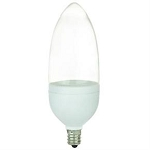 Sunlite 80264 1.5 Watts 36 Led  Clear Candle 1.5CTC/36LED/30K