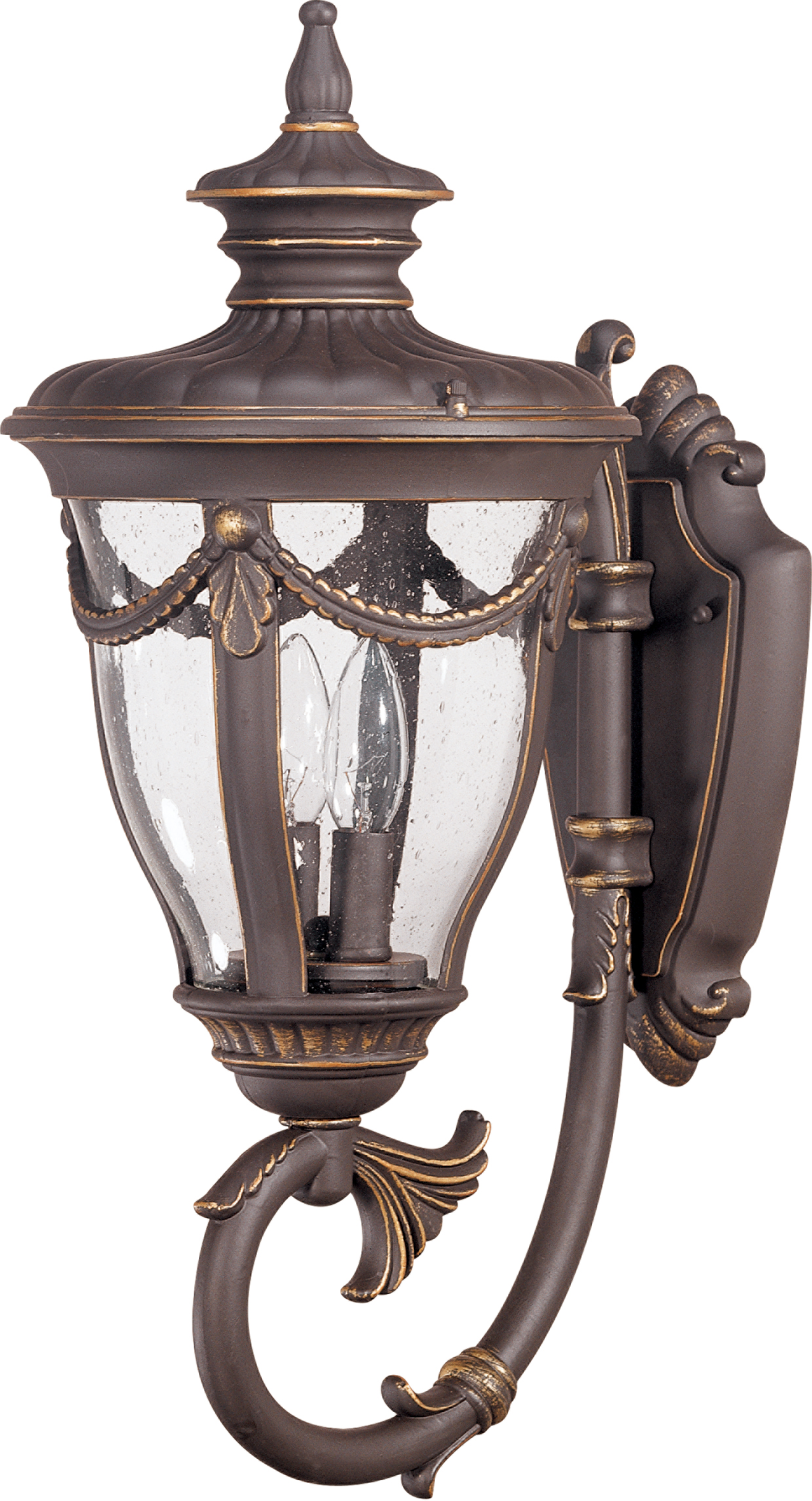 Nuvo Lighting 60 2043 Philippe 2 Light Mid Size Wall