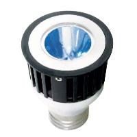 Sunlite 80211 3 Watts 1 LED JDR  MR16 Blue 120 Volts Medium E26 Base JDR3MR16/E26/B SUNLITE