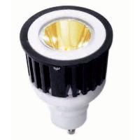 Sunlite 80247 3 Watts 1 LED JDR  MR16 Yellow120 Volts GU10 Base Mini Reflector JDR3MR16/GU10/Y SUNLITE