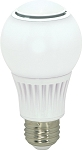Satco S9037 10.5 Watts Warm White High Lumen A19 Bulb 360° Med Base 10.5A19/OMNI/LED/2700K