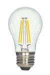 Satco S9560 4.5 Watts Warm White Filament A15 Bulb 360° Med Base 4.5A15/CL/LED/E26/27K/120V